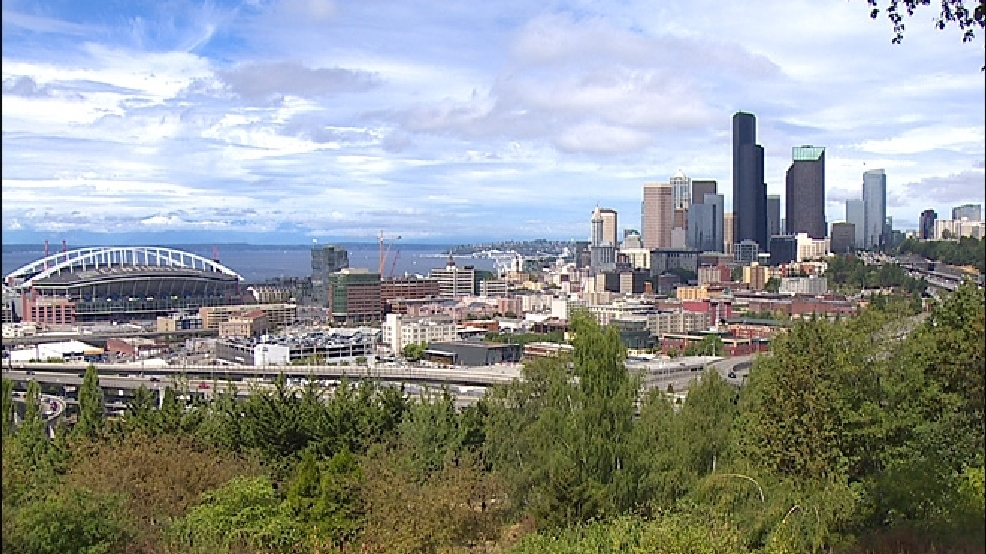 Rainier Beach really is rainier than anywhere else in Seattle
